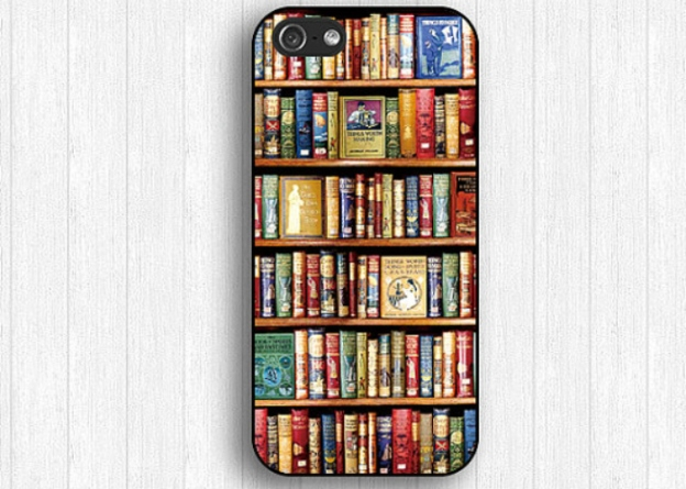 book-iphone-case
