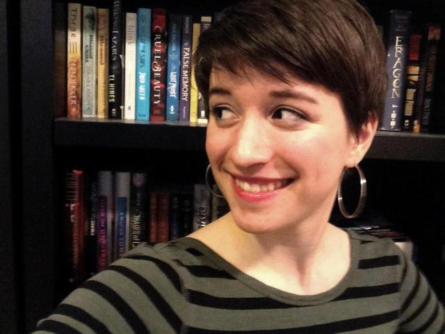 Author Ava Jae